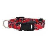 Texas Tech Red Raiders Dog Pet Adjustable Nylon Logo Collar
