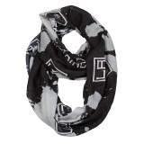 Los Angeles Kings Paint Spatter Infinity Scarf