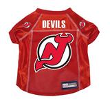 New Jersey Devils Dog Pet Premium Mesh Hockey Jersey
