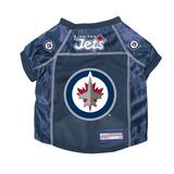 Winnipeg Jets Dog Pet Premium Mesh Hockey Jersey