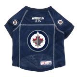 Winnipeg Jets Dog Pet Premium Mesh Hockey Jersey LE