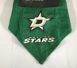 Dallas Stars Dog Pet Mesh Hockey Jersey Bandana