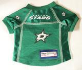 Dallas Stars Dog Pet Premium Mesh Hockey Jersey LE