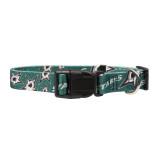 Dallas Stars Dog Pet Adjustable Nylon Logo Collar