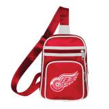 Detroit Red Wings Mini Cross Purse Sling Bag