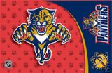 Florida Panthers Dog Pet Neoprene Bowl Mat Placemat