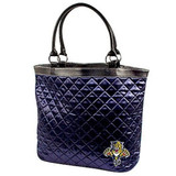 Florida Panthers Quilted Tote Purse