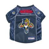Florida Panthers Dog Pet Premium Mesh Hockey Jersey