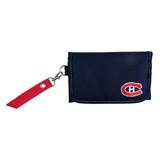 Montreal Canadiens Fashion Organizer Ribbon Phone Wallet