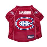 Montreal Canadiens Dog Pet Premium Mesh Hockey Jersey