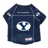 Brigham Young BYU Cougars Dog Pet Premium Alternate Mesh Football Jersey LE