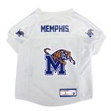Memphis Tigers Dog Pet Premium Alternate Mesh Football Jersey LE