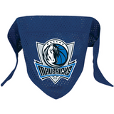 Dallas Mavericks Dog Pet Mesh Basketball Jersey Bandana