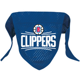 Los Angeles Clippers Dog Pet Mesh Basketball Jersey Bandana