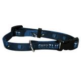 Memphis Grizzlies Dog Pet Adjustable Nylon Collar