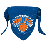 New York Knicks Dog Pet Mesh Basketball Jersey Bandana