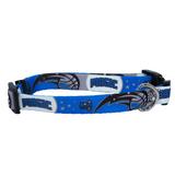 Orlando Magic Dog Pet Adjustable Nylon Collar