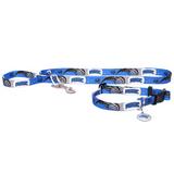 Orlando Magic Dog 3pc Pet Set Leash Collar ID Tag