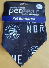 Toronto Raptors Dog Pet Mesh Hockey Jersey Pattern Bandana