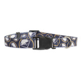 Buffalo Sabres Dog Pet Adjustable Nylon Logo Collar