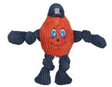 Syracuse Orange Mascot Premium Dog Toy Knotted Plush