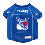 New York Rangers Dog Pet Premium Mesh Hockey Jersey LE