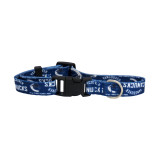 Vancouver Canucks Dog Pet Adjustable Nylon Logo Collar