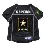 U.S. Army Dog Cat Premium Mesh Jersey