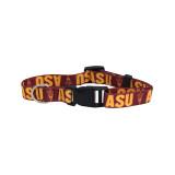 Arizona State Sun Devils Dog Pet Adjustable Nylon Logo Collar