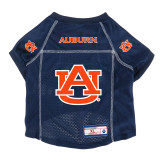 Auburn Tigers Dog Pet Premium Alternate Mesh Football Jersey LE