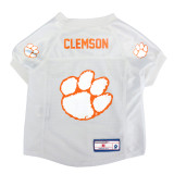 Clemson Tigers Dog Pet Premium Alternate Mesh Football Jersey LE
