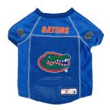 Florida Gators Dog Pet Premium Alternate Mesh Football Jersey LE