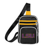 Louisiana State LSU Tigers Mini Cross Purse Sling Bag