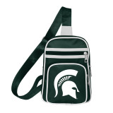Michigan State Spartans Mini Cross Purse Sling Bag