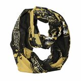 Missouri Tigers Paint Spatter Infinity Scarf