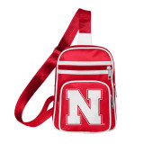 Nebraska Huskers Mini Cross Purse Sling Bag