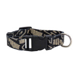 Purdue Boilermakers Dog Pet Adjustable Nylon Logo Collar