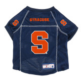 Syracuse Orange Dog Pet Premium Alternate Mesh Football Jersey LE