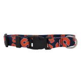 Syracuse Orange Dog Pet Adjustable Nylon Logo Collar