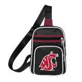 Washington State Cougars Mini Cross Purse Sling Bag