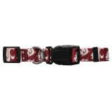 Washington State Cougars Dog Pet Adjustable Nylon Logo Collar