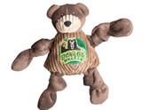 Baylor Bears Mascot Premium Dog Toy Knotted Plush