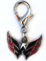 Washington Capitals Premium Dog Cat Collar Charm