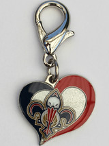 New Orleans Pelicans Premium Dog Cat Collar Charm