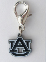 Auburn Tigers Premium Dog Cat Collar Charm