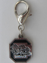 South Carolina Gamecocks Premium Dog Cat Collar Charm