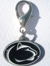 Penn State Nittany Lions Premium Dog Cat Collar Charm