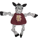Florida State Seminoles Mascot Premium Dog Toy Knotted Plush