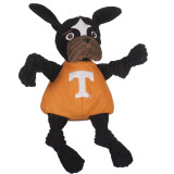 Tennessee Vols Volunteers Mascot Premium Dog Toy Knotted Plush