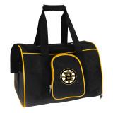 "Boston Bruins Dog Cat Premium Carrier Bag 16"""